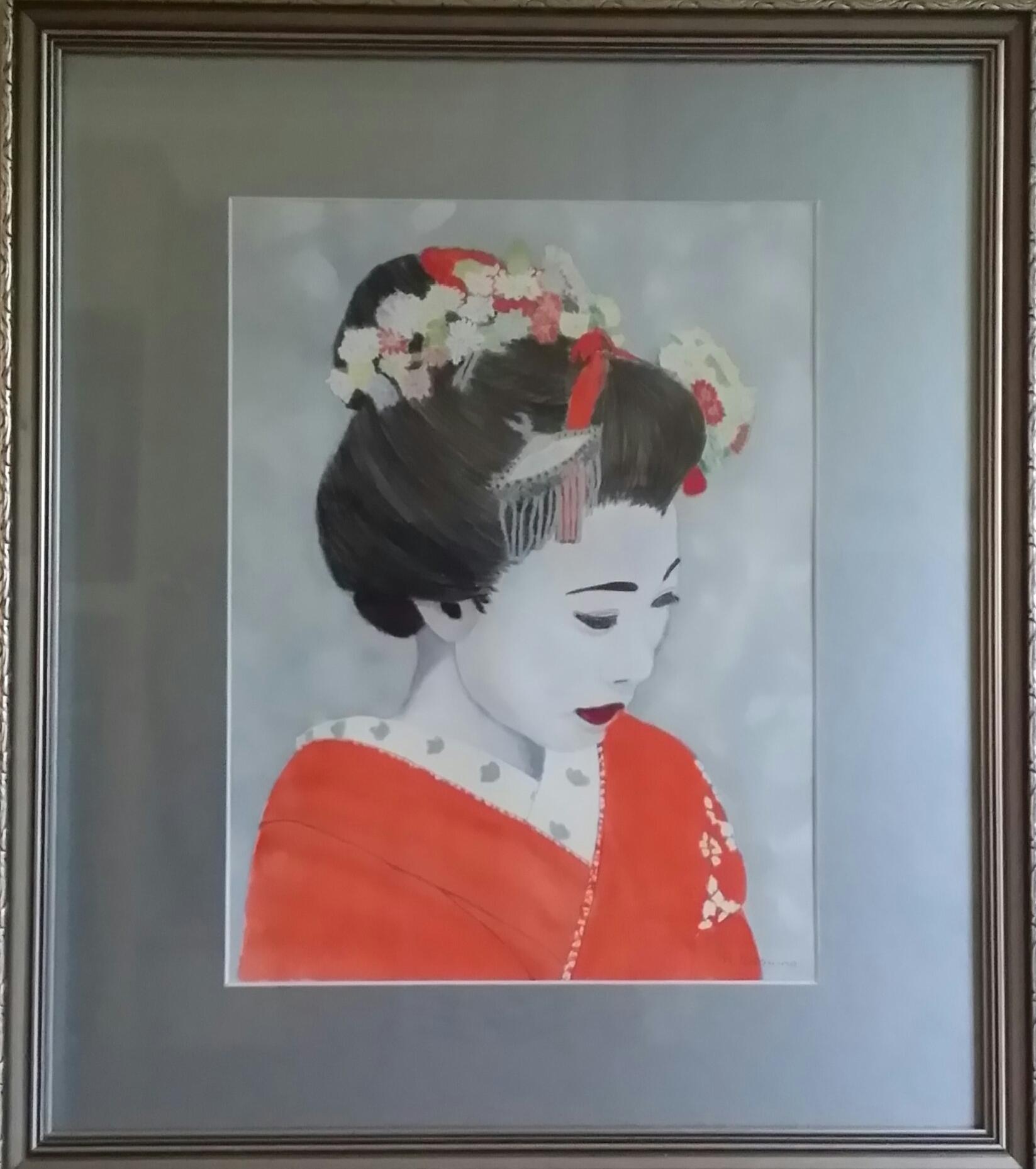 Geisha 43Wx49Lx2.5