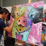 Bevan (First Little Piggie)
