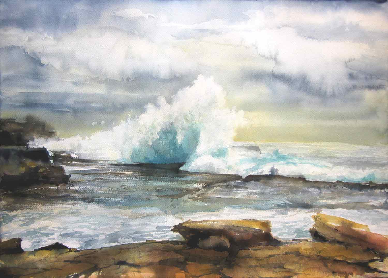 maroubra-clouds&waves