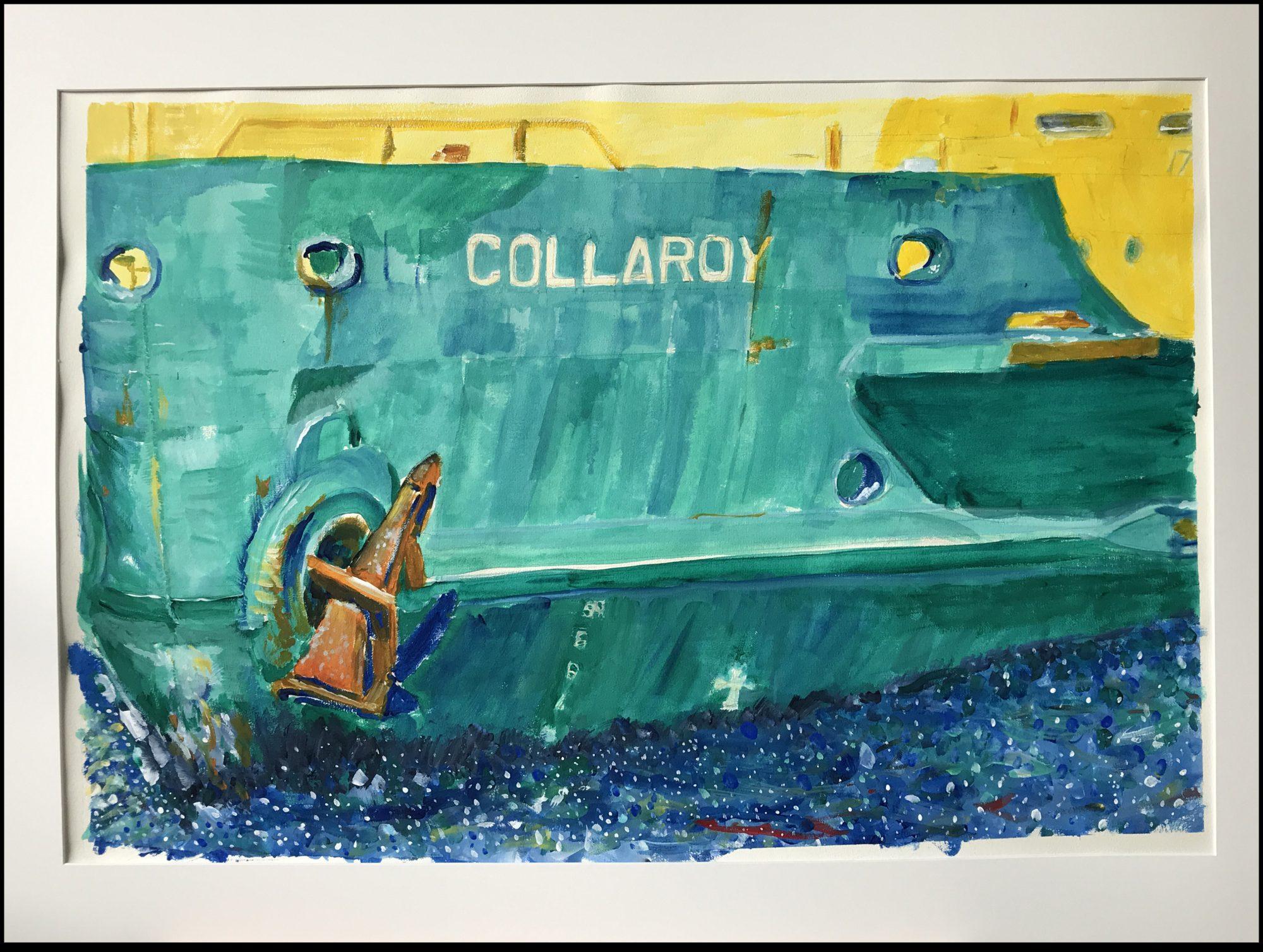 Collaroy frame