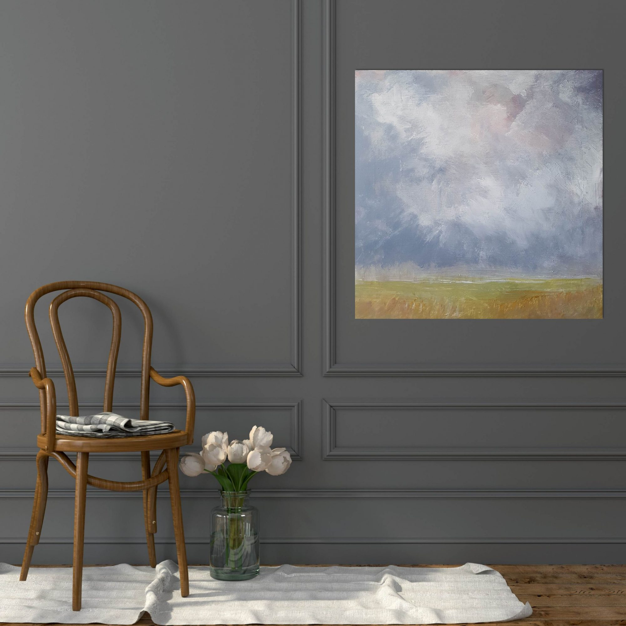 FIELD – Plain chair
