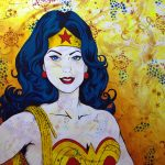 Wonder Woman Ltd Ed Print