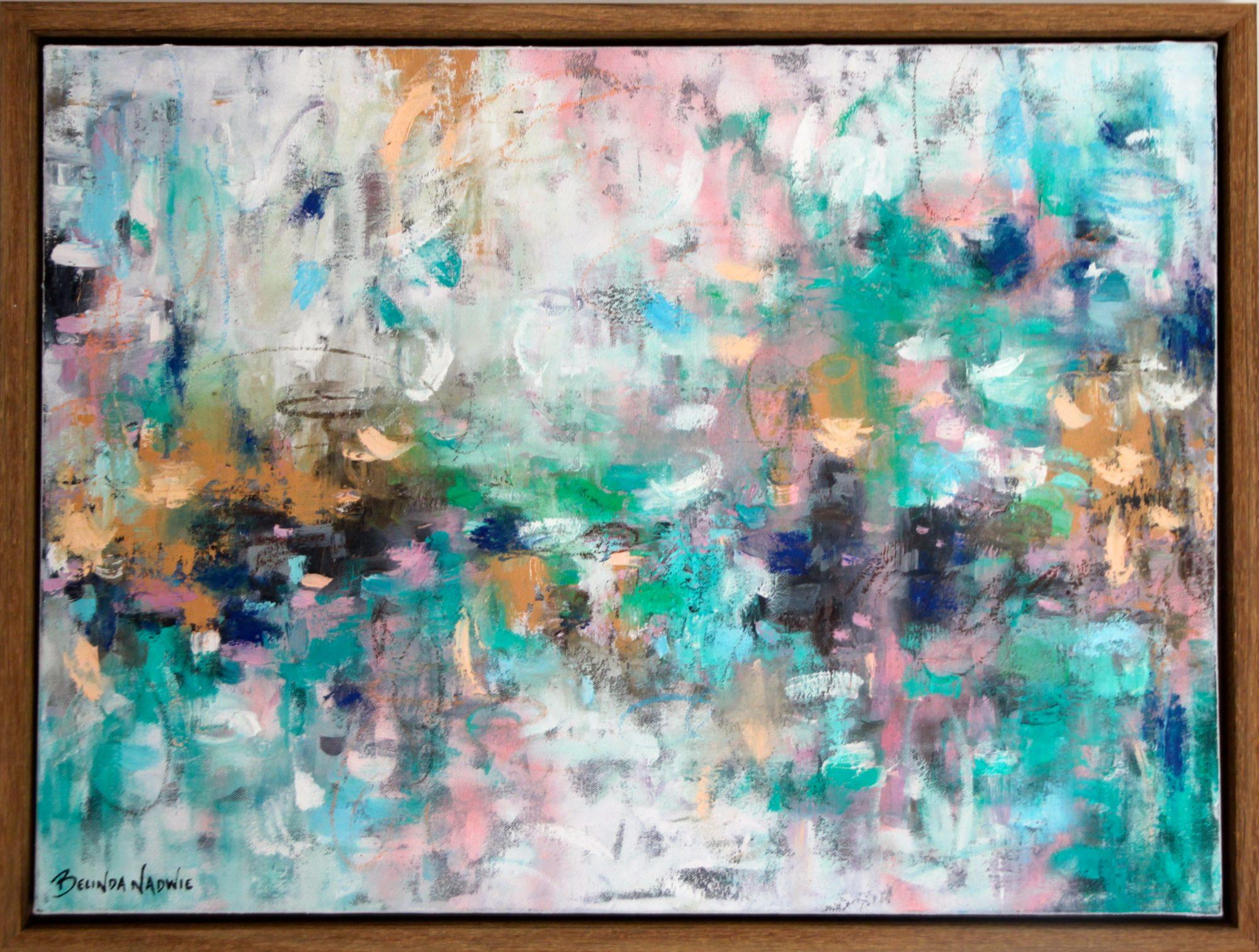 belinda-nadwie-art-abstract-painting-weekender 1a