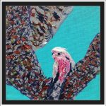 GALAHS IN THE GUM TREE NO 13 Ltd Ed print
