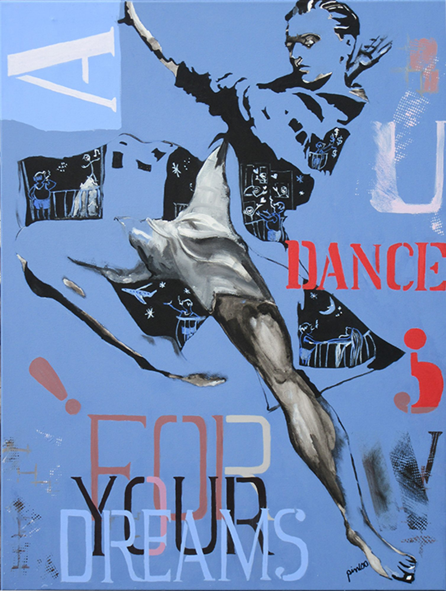 DANCE for your dreams