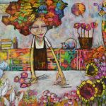 The Florist's Apprentice – Ltd Ed Print