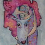 Huggy Muggy Buggy – Ltd Ed Print