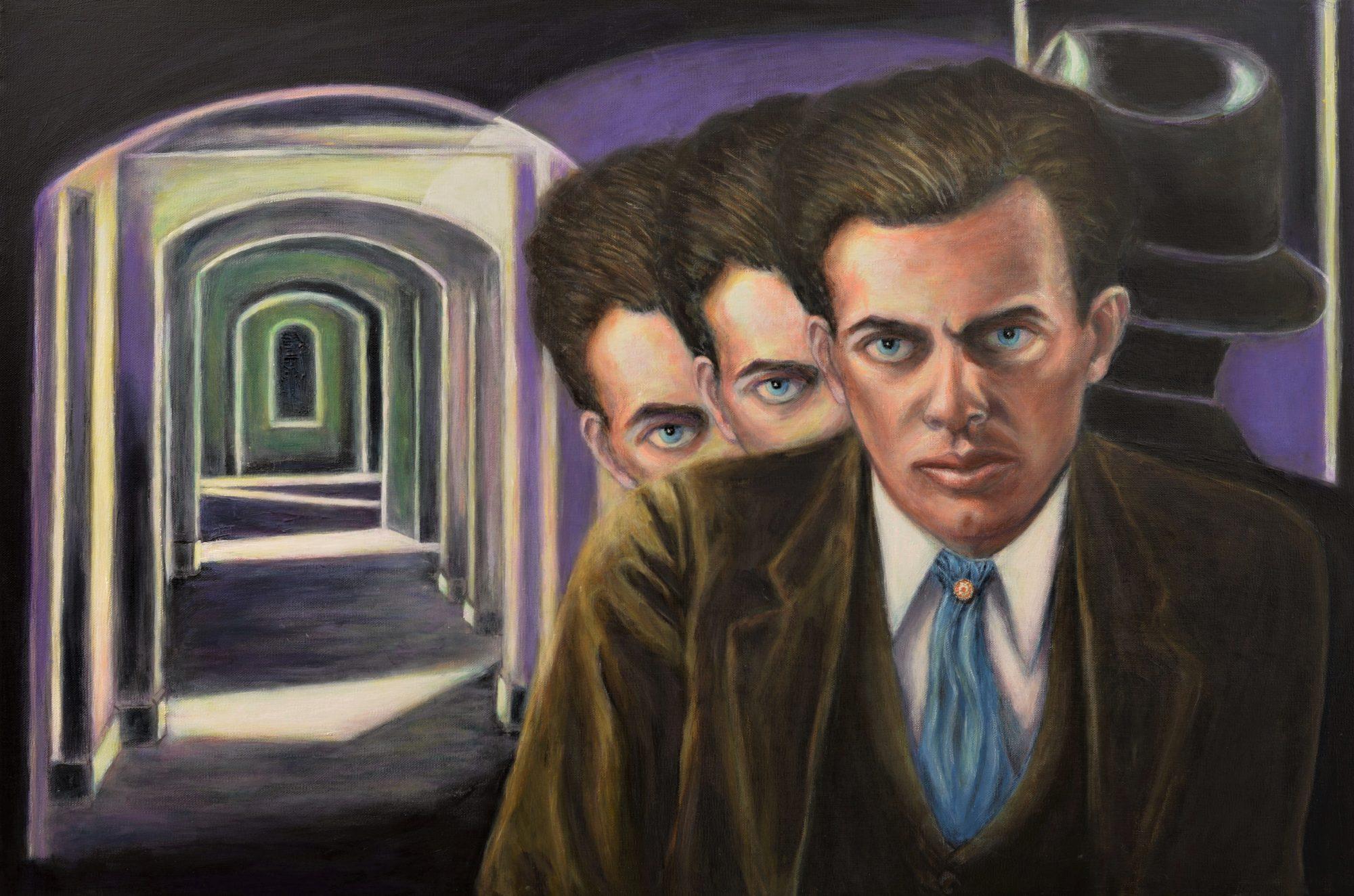 Huxley Revsited 2 61H x 91.5W x 3.8D cm