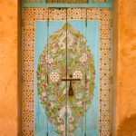 COLOURFUL ENTRANCE DOOR I, SALE/RABAT, MOROCCO – Ltd Ed Print