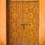 Colourful Entrance Door 2/2, Sale/Rabat, Morocco – Ltd Ed Print