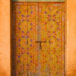 Colourful Entrance Door 2/2, Sale/Rabat, Morocco – Ltd Ed Print