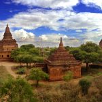 UNESCO World Heritage Temple Site, Old Bagan, Myanmar – Ltd Ed Print