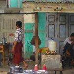 Coffee Shop 2/2, Mandalay, Myanmar – Ltd Ed Print