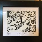 Mother and Child Ltd Ed Print