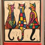 Gallery Cats Ltd Ed Print