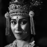 PORTRAIT OF A BALINESE DANCER I, BALI, INDONESIA – Ltd Ed Print