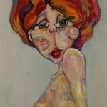 Sultry Sally – Ltd Ed Print