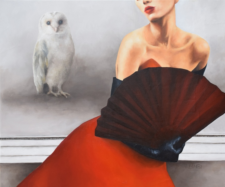 And The Owl Wished Everything Was White small