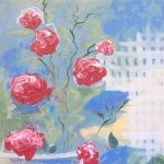 The Potted Rose (SOLD)