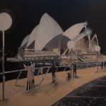 Night Opera House