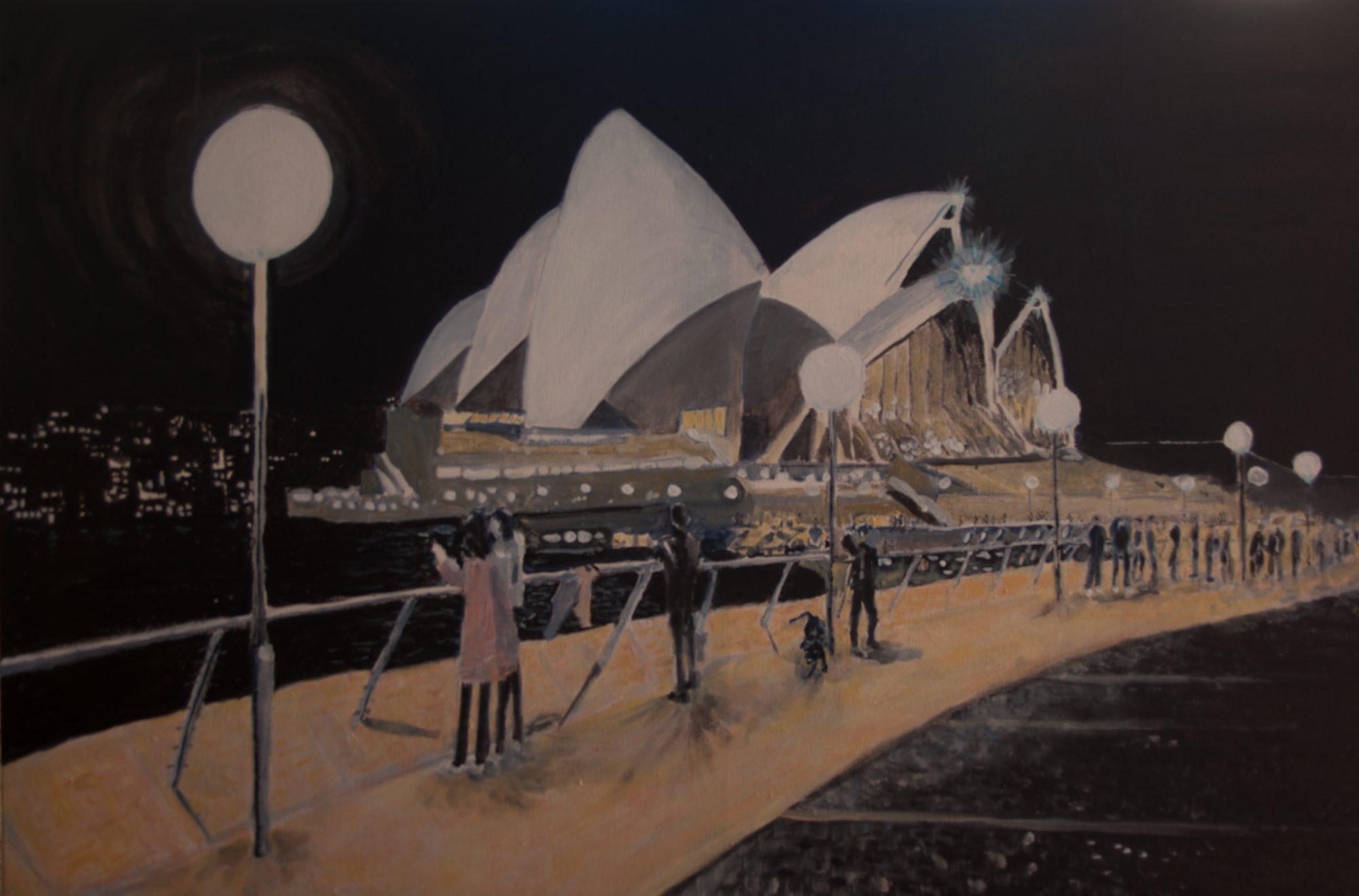 Geoffrey Hargraves Night Opera House