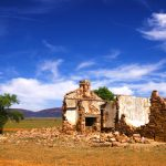 Ruins Settlers Cottage 1/2, Flinders Ranges, South Australia – Ltd Ed Print