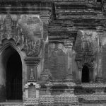 Ancient Buddhist Temple Frescoes, Old Bagan, Myanmar – Ltd Ed Print