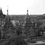 Buddhist Temples 1/4, Old Bagan, Myanmar – Ltd Ed Print