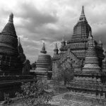 Buddhist Temples, Old Bagan, Myanmar – Ltd Ed Print