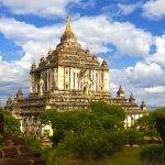THAT BYIN NYU, 12TH CENTURY BUDDHIST TEMPLE, OLD BAGAN, MYANMAR – Ltd Ed