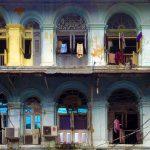 Colonial Past, Yangon, Myanmar – Ltd Ed Print