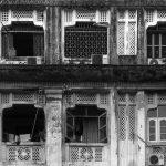 Colonial Past 2/2, Yangon, Myanmar – Ltd Ed Print