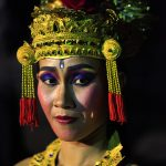 Portrait of a Balinese Dancer 1/2, Bali, Indonesia – Ltd Ed Print