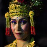 PORTRAIT OF A BALINESE DANCER  I, BALI, INDONESIA – Ltd Ed