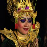 PORTRAIT OF A BALINESE DANCER II, BALI, INDONESIA – Ldt Ed