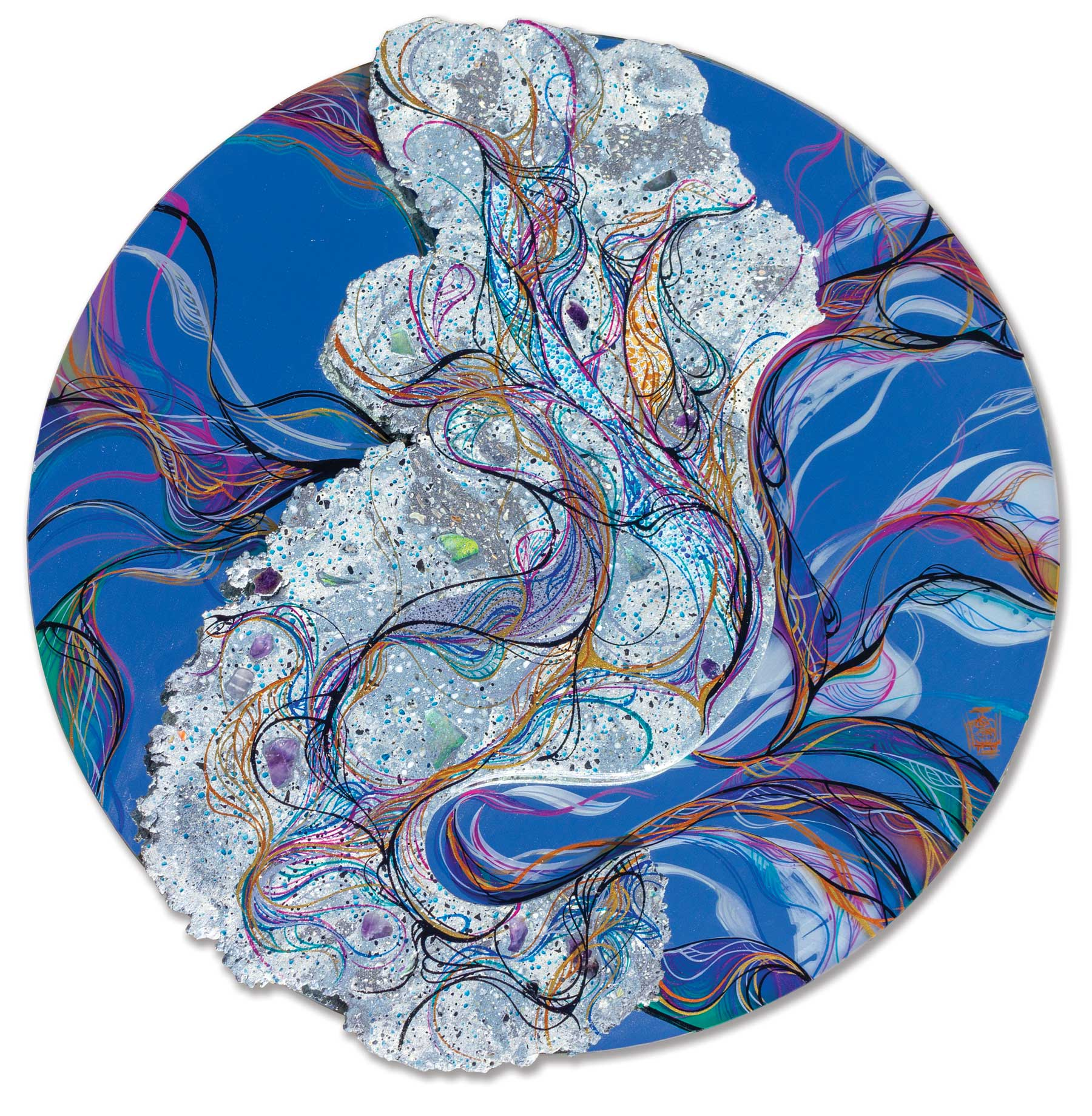 Maelstrom By Ilia Chidzey White