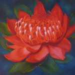 Waratah Fine Art Ltd Ed Print