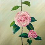 Camellia Flower Ltd Ed Print