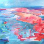 Pink Lakes – Inland Australia