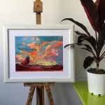 RED EARTH AND BLUE SKY – Strictly Limited Edition 4 of 50