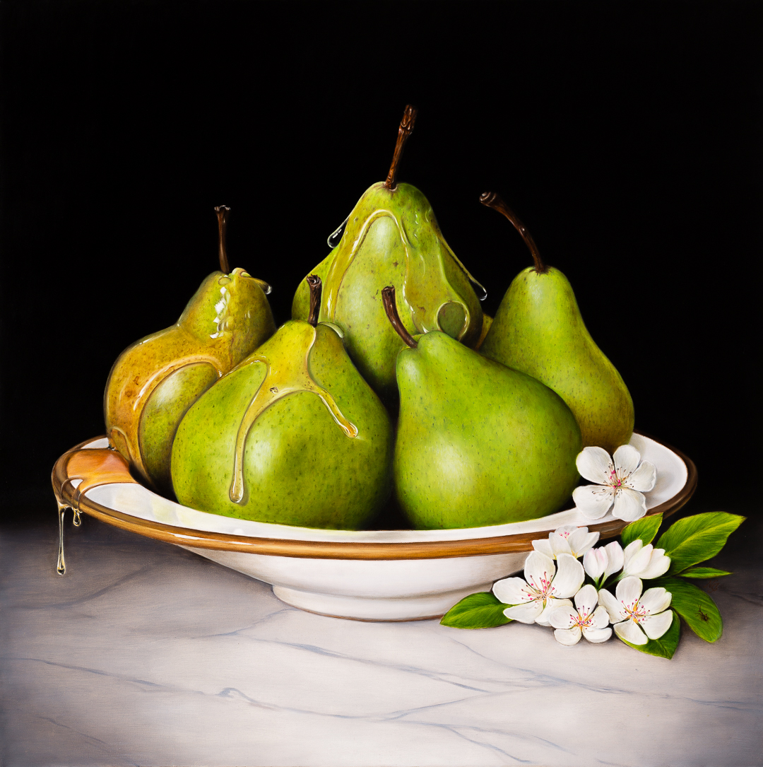 Natasha Junmanee_Luscious Pears