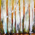 Tall Trees  SOLD