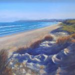 Dune Shadows Seascape
