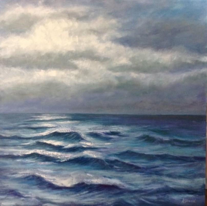 Full Image Moody Sea