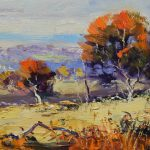 Dry Bathurst Landscape