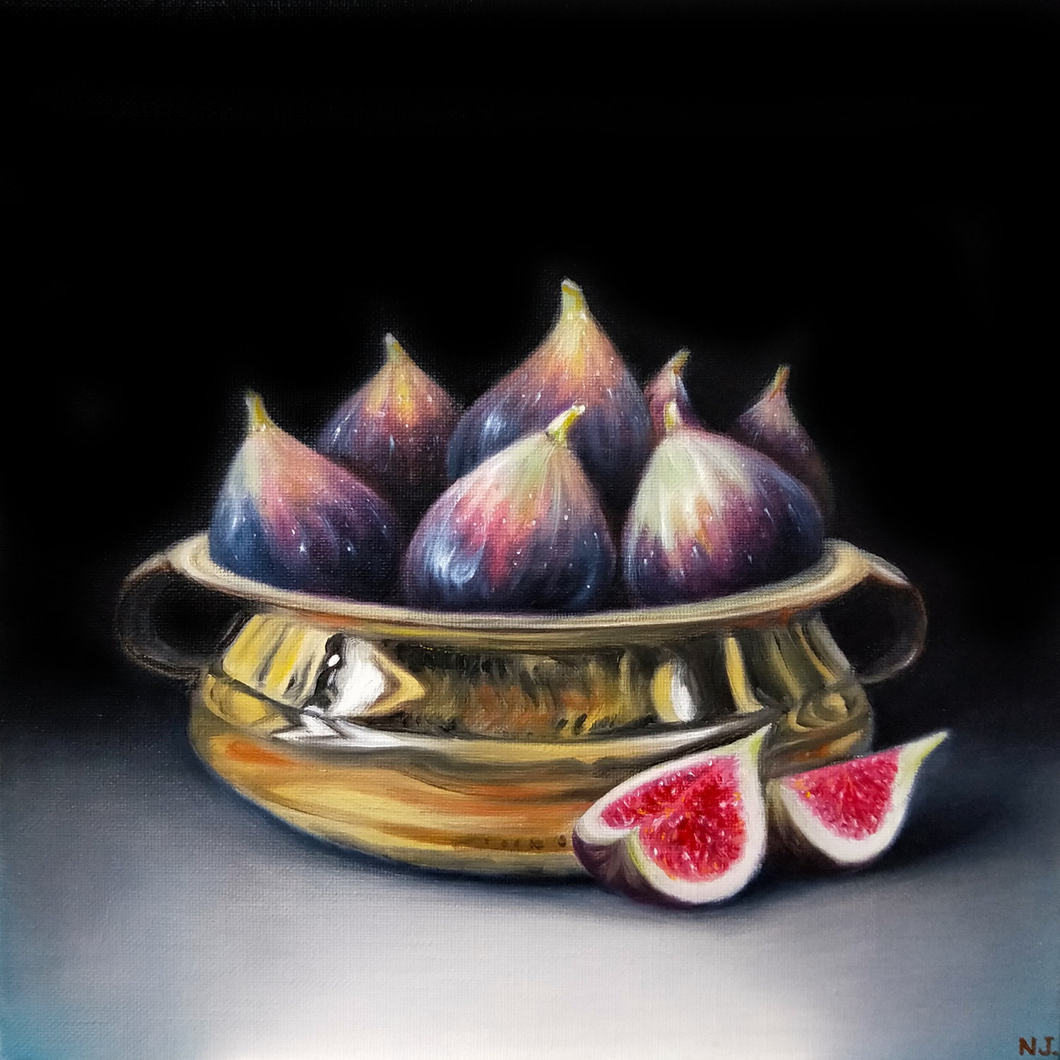 Fig in bowl S