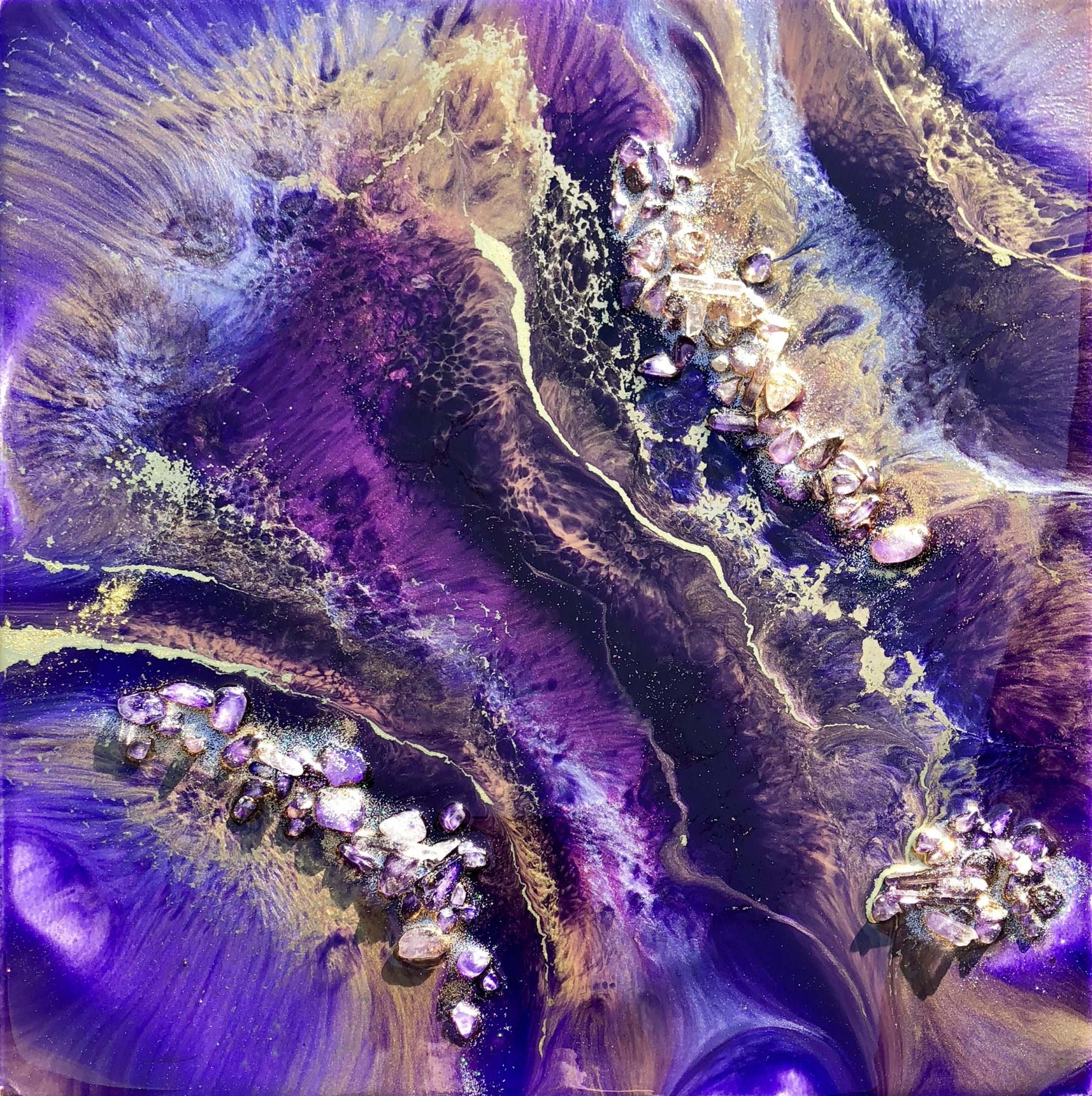 Purple Rain Gayle Reichelt Img 3980