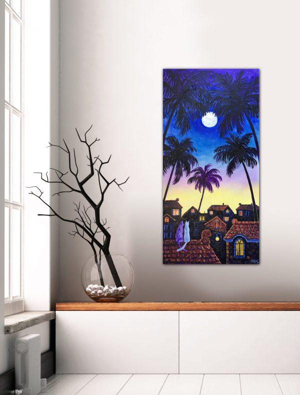 Romantic Moonlight Interior1