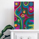 World Where You Live – Ltd Ed fine art abstract print