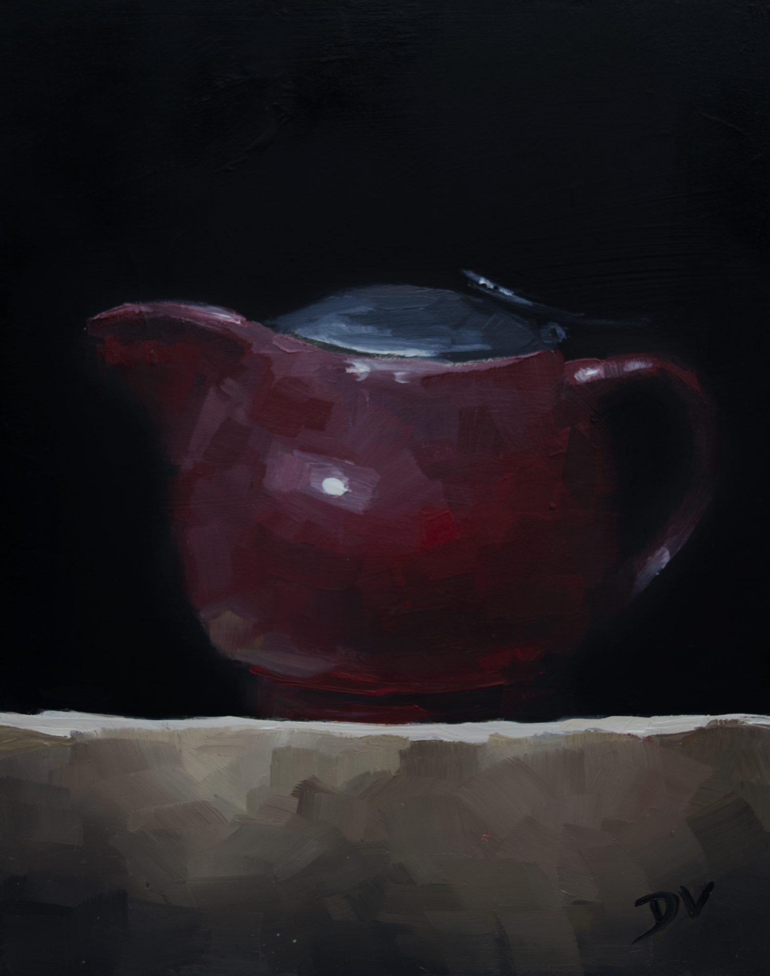 Zorn Tea Pot